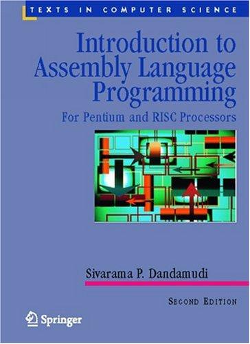 Программирование на Assembler